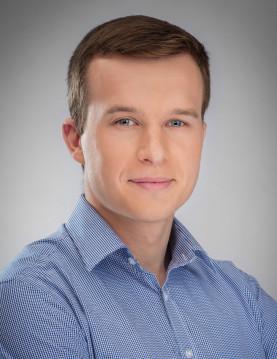 specjalista ds. obsługi pacjentów Samuel Owczarek