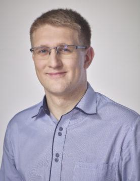 specjalista ds. obsługi pacjentów Maciej Suski