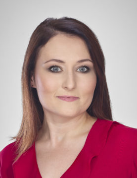 mgr pielęgniarstwa Paulina Antosik